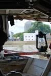 CROSSING THE SARAWAK RIVER:TAMBANGS